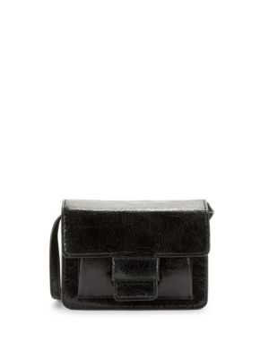 Steven Alan Textured Leather Crossbody Bag