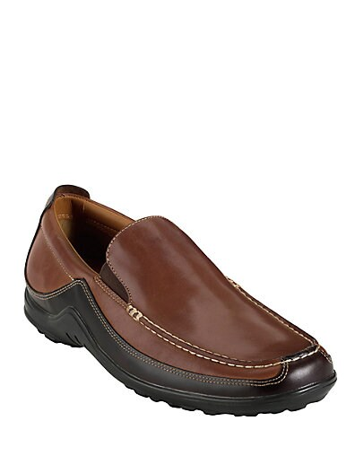 bc26fea08f Cole Haan Tucker Venetian Leather Loafers ...