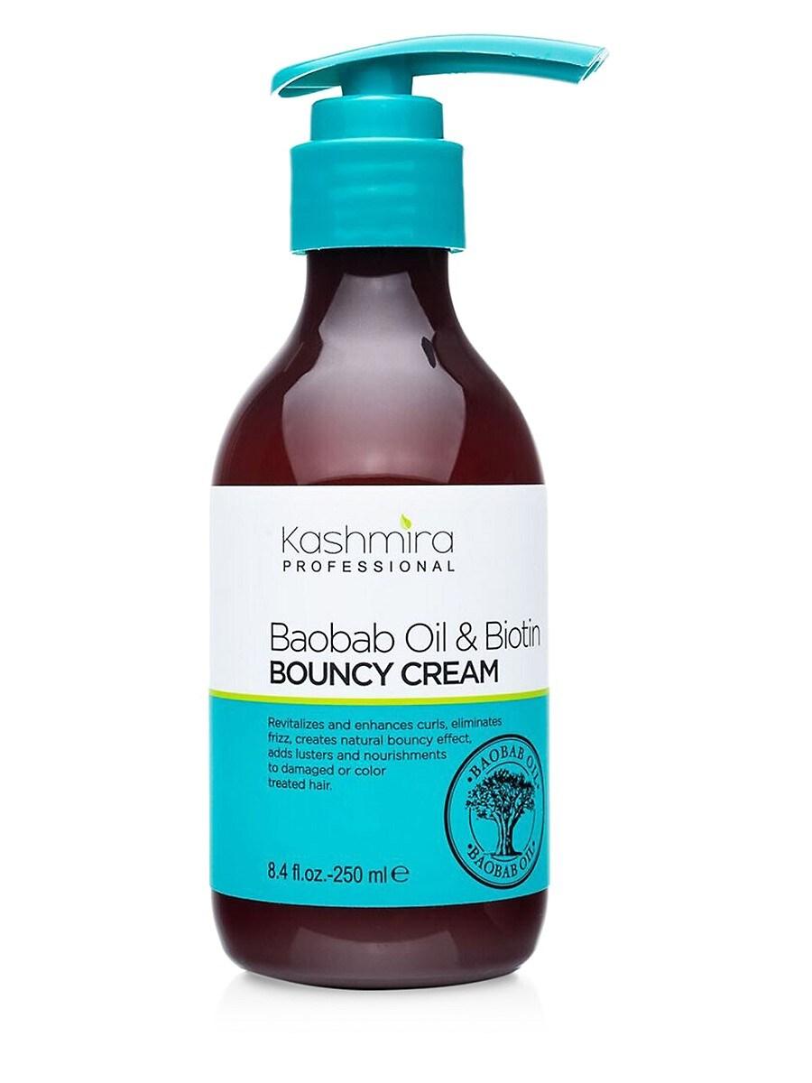 Baobab Oil & Biotin Revitalizing Bouncy Curls Cream
