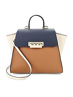 0691b7d02d QUICK VIEW. ZAC Zac Posen. Eartha Foldover Top Leather Handbag