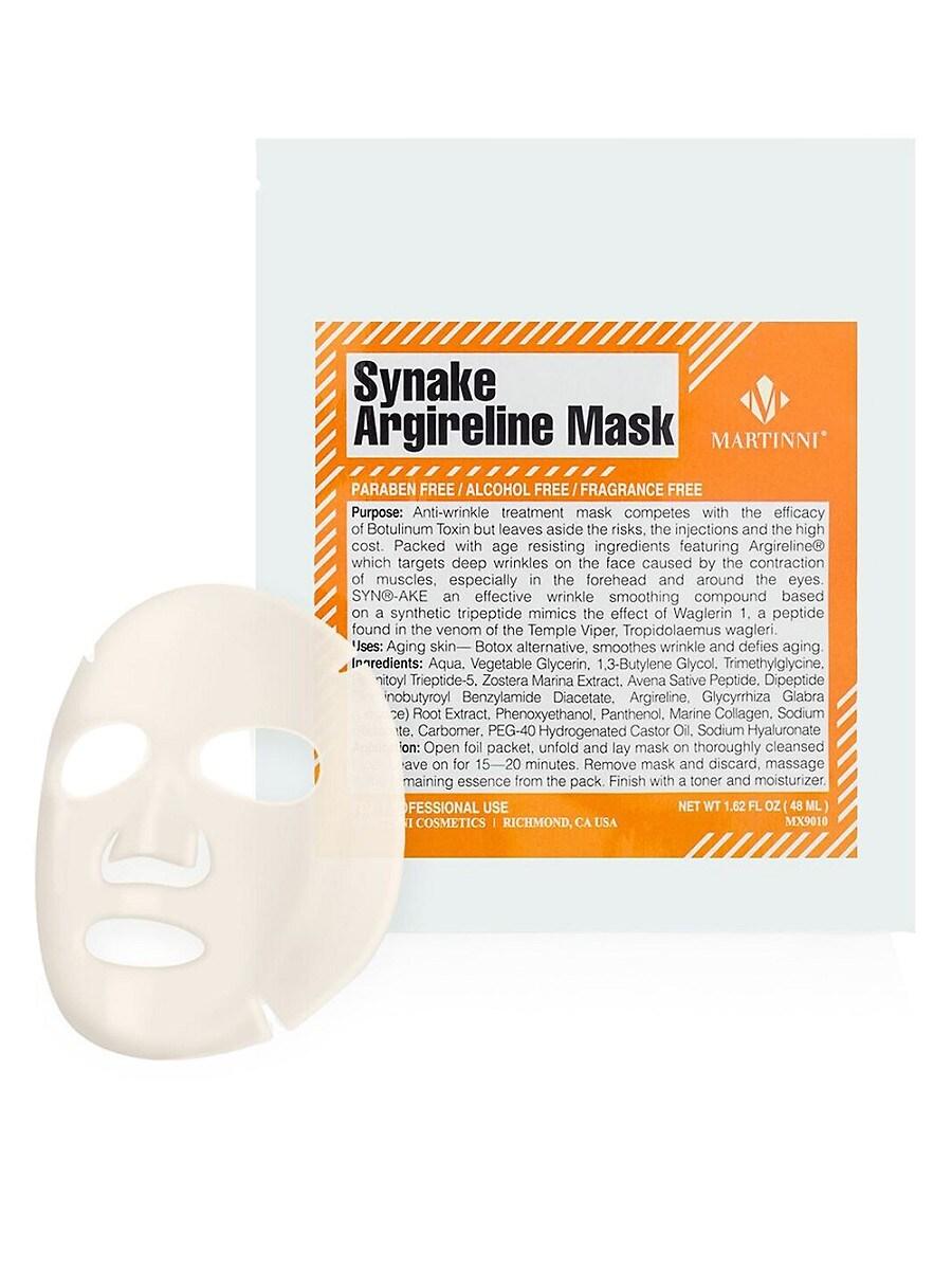 Women's Synake Argireline Mask