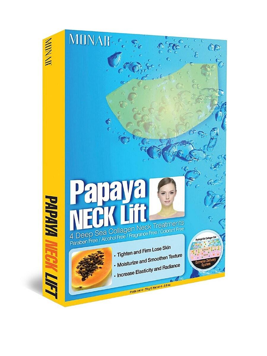 Women's Papaya Neck Lift