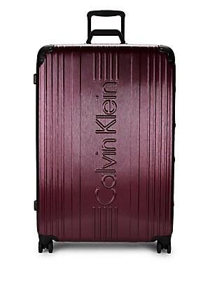 31 Inch Spinner Suitcase by Calvin Klein