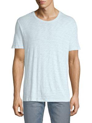 Atm Anthony Thomas Melillo Shorts Short-Sleeve Cotton Tee
