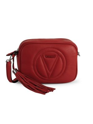 Valentino By Mario Valentino  Mia Leather Camera Bag