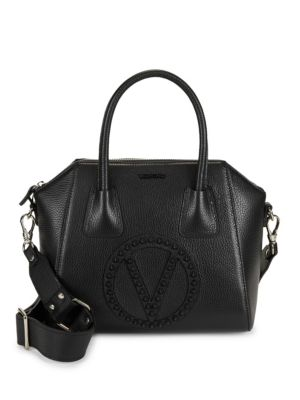 Valentino By Mario Valentino Totes Minimi Studded Leather Tote
