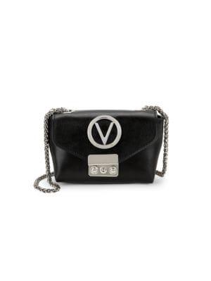 Valentino By Mario Valentino Crossbody Lola Leather Crossbody Bag