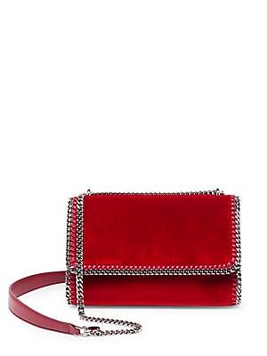 Stella McCartney - Falabella Box Faux-Leather Shoulder Bag ... 73006c6c1b750
