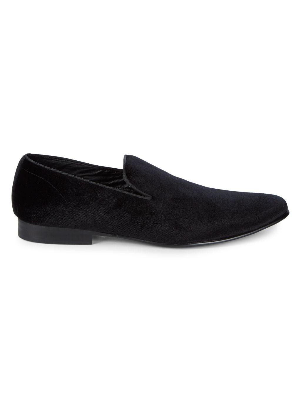 Steve Madden Classic Velvet Loafers