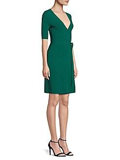49ae49dabbe QUICK VIEW. Diane von Furstenberg. Sweater Wrap Dress