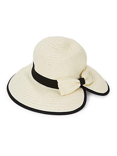 d2c2462bb81 ... San Diego Hat Company Back Bow Sun Hat