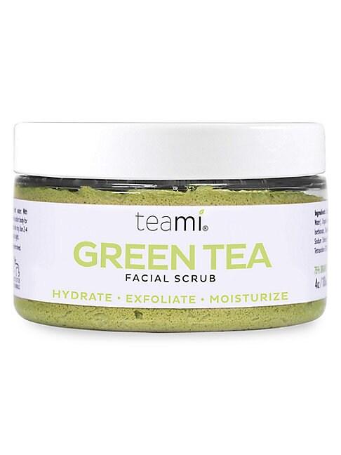 Teami Blends Green Tea Facial Deep Exfoliating Scrub