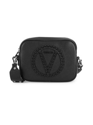 Valentino By Mario Valentino Bags Mia Studded Leather Camera Bag