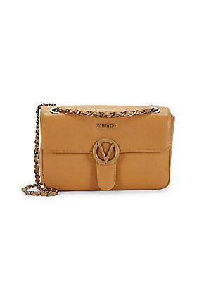 6907f2180b8f2 Valentino by Mario Valentino - Beatriz Studded Leather Crossbody Bag ...
