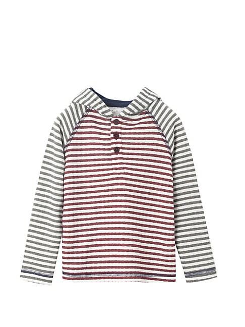 Baby Boys Little Boys  Boys Striped Pullover