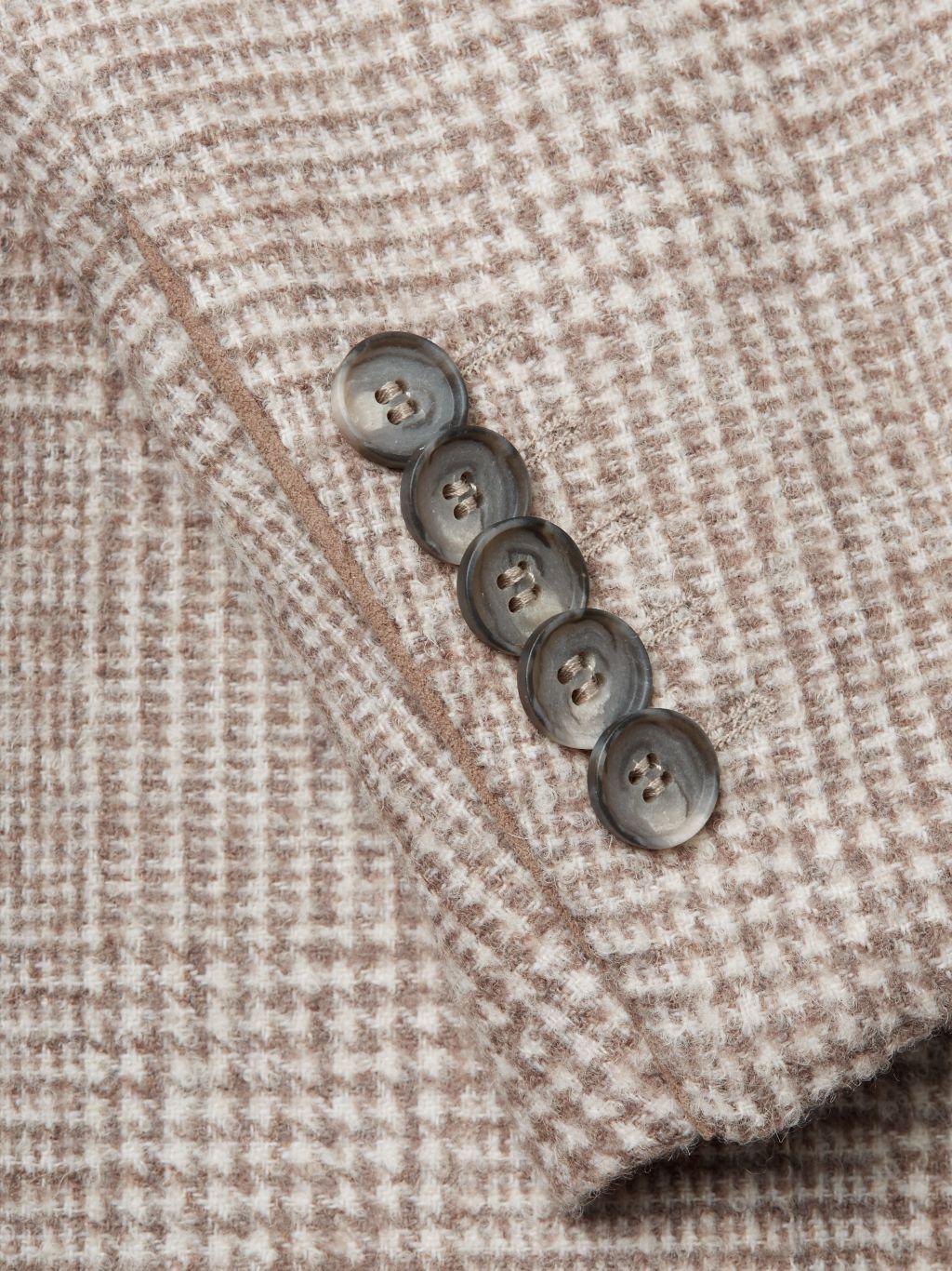 Boss Hugo Boss Plaid Wool Blend Sportcoat