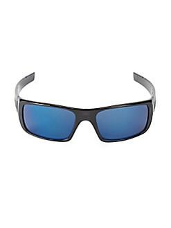 cd11517a83118 QUICK VIEW. Oakley. 57MM Wrap Sunglasses