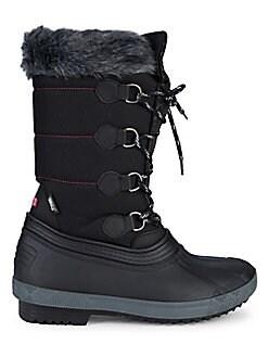 2bcf2f030 Product image. QUICK VIEW. Pajar Canada. Olga Faux Fur-Trim Snow Boots
