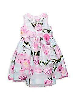 0cef9ecb7fa QUICK VIEW. Pippa   Julie. Little Girl s Floral Dress