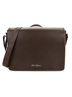 84702466c490 Walden Leather Messenger Bag BROWN. QUICK VIEW. Product image