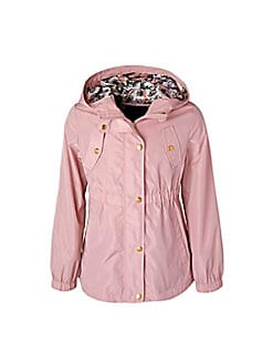 f2c567ebefc8 Product image. QUICK VIEW. Limited Too. Little Girl s Anorak Jacket
