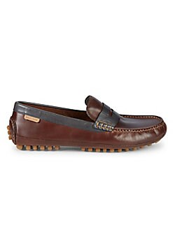 27ec6f55ff6c Product image. QUICK VIEW. COLE HAAN GRAND OS. Coburn Leather Driving  Loafers
