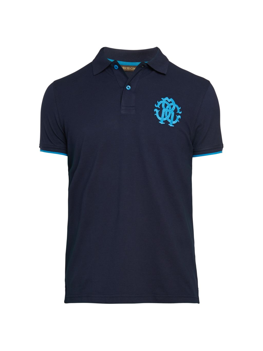 Roberto Cavalli Logo Crest Polo