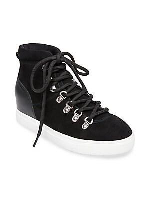 7541c98a39e5e Steven by Steve Madden - Clovis Slip-On High-Top Sneakers ...