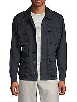 fe6918b6f9e4 Shop All Men's Designer Apparel | Saks OFF 5TH