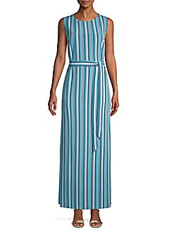 7c723224d9e Printed Maxi Dress TURQUOISE. QUICK VIEW. Product image