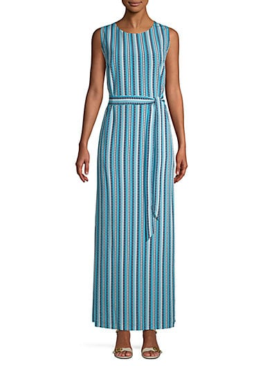 b7bb8edae7c Karl Lagerfeld Paris Printed Maxi Dress ...