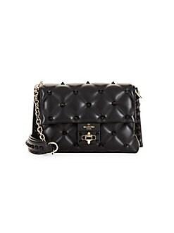 Product image. QUICK VIEW. Valentino Garavani. Candy Stud Leather Crossbody  Bag d6d591305c