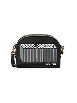 4debaefd8026 Product image. QUICK VIEW. Marc Jacobs. Logo PVC Crossbody Bag