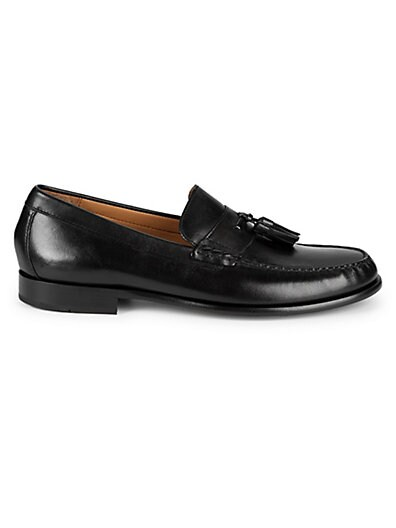 b5a9b8f99e42e Cole Haan Pinch Hand-Sewn Leather Tassel Loafers ...