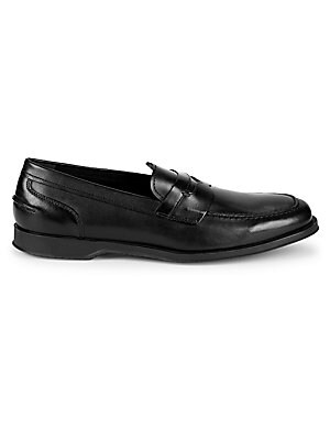 51ac3519e79 COLE HAAN GRAND OS - Fleming Leather Penny Loafers - saksoff5th.com