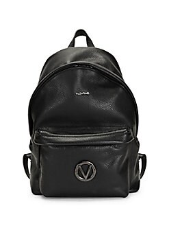 fc1ed53493 Seanye Leather Backpack BLACK. QUICK VIEW. Product image