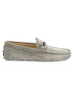 ba841c2dec4 QUICK VIEW. Tod s. City Gommino Leather Bit Loafers