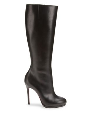 huge discount 667c2 45d0e Botalili 100 Knee High Leather Boots