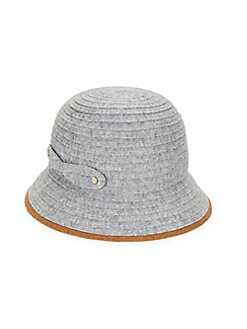 5a7ee8fab81 Lule Wool-Blend Bucket Hat STONE. QUICK VIEW. Product image