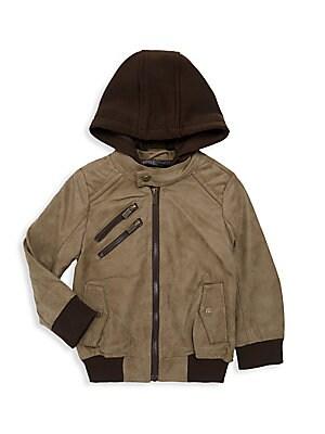 3e4d51e273af Urban Republic - Little Boy s Hooded Jacket - saksoff5th.com