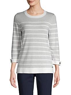 9b489475775 Women's Sweaters: Shop Calvin Klein & More | Saksoff5th.com