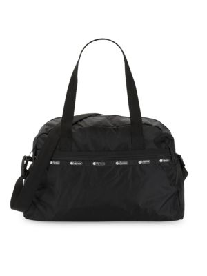 Monroe Domed Floral Duffel Bag by Le Sportsac