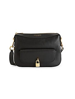 6c343497ae6b QUICK VIEW. Marc Jacobs. Rose Leather Crossbody Bag