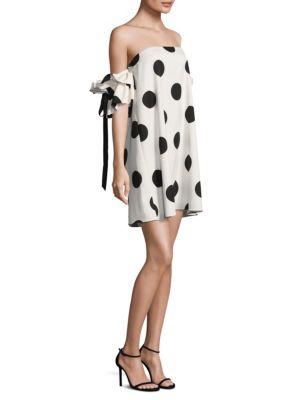 Sachin & Babi Dresses Mayya Polka Dot Dress