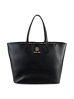 dfdee166e39f Leather Box Tote BLACK. QUICK VIEW. Product image