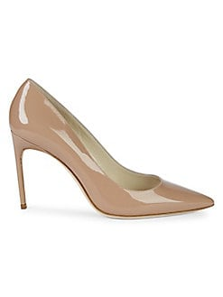 4ad17f812e QUICK VIEW. Brian Atwood. Valerie Patent Leather Pumps