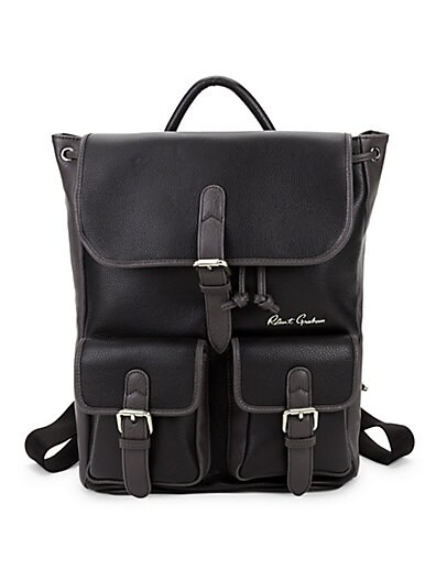 Robert Graham Tasso Leather Backpack ... 16564ffa4e589