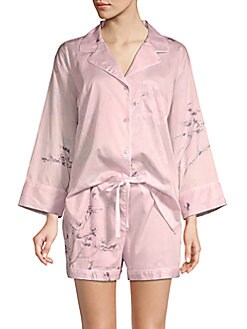 QUICK VIEW. Natori. 2-Piece Cotton Pajama Set d7cb5311f