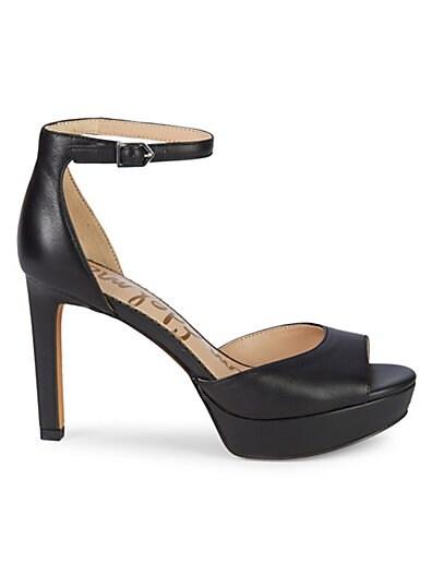 a5fc35c8d1de93 Sam Edelman Jerin Leather Platform Sandals ...