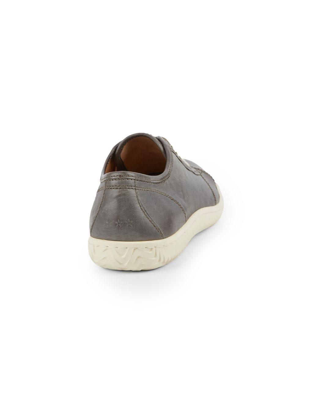John Varvatos Star H Leather Low-Top Sneakers